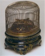 Insect-Cage Incense Burner