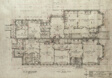 Peter Fortune, Residence: First Floor Plan