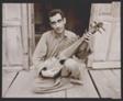 Blind Musician, Kashmir, India
