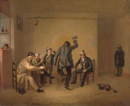 Bar-room Scene