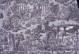 La Trève de Dieu (God's Truce) (Furnishing Fabric)