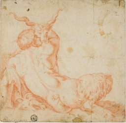 Satyr and Goat