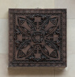 Felsenthal, Eli B., Store: Decorative Panel with Central Circular Foliate Design, Langley Avenue Elevation