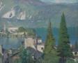 June Morning: Lake Orta