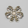 Brooch Shaped as a Bow