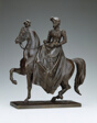 Equestrienne in Renaissance Dress