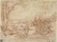 Mars and Venus (recto and verso)