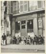 A Pedicure Shop, Paris