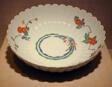 Arita-Ware Kakiemon Floral-shaped Bowl