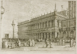 The Library, from Vedute
