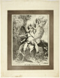 Angel of the Resurrection, from volume one of Specimens of Polyautography