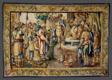 Antony Presents Artavasdes, King of the Armenians, to Cleopatra from The Story of Antony and Cleopatra