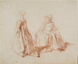 Study of Two Small Girls