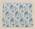 Sailboats (Dress or Furnishing Fabric)