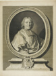 Portrait of Cardinal Fleury