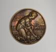 Medal Commemorating National War Garden Commission