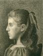 Portrait of Berthe Serruys