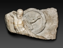 Relief of a Falling Warrior