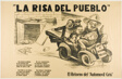 """La risa del pueblo"": El retorno del automóvil gris (""The Laughter of the People"": The Return of the Gray Automobile)"
