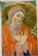 Saint in a Historiated Initial from a Choirbook
