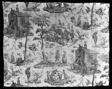 Les Vendages (Furnishing Fabric)