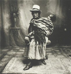Cuzco Woman with High Shoes, Cuzco