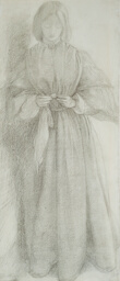 Elizabeth Siddal (Mrs. Dante Gabriel Rossetti)