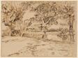 Landscape at Arles