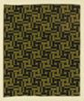 Stichblatt (Coquille) (Upholstery Fabric)