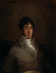 Portrait of Isidoro Maiquez