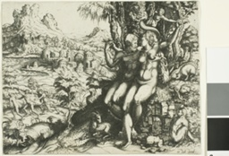 Adam and Eve and the Expulsion from Paradise