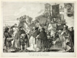 The Tooth Puller, plate nine from Selection of Pictures from Venetian Collections