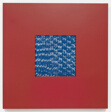 Untitled (Blue/Red)