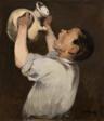 Boy with Pitcher (La Régalade)
