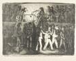 Desembarco de 42 trabajadores mexicanos que enloquecieron por hambre en el sur de los estados unidos-Puerto de Manzanillo-1937 (Disembarkation of 42 Mexican Workers Madden by Hunger in the Southern United States-Port of Manzanillo-1947)
