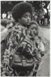 Mother and Child, Free Huey Rally, De Fremery Park, Oakland
