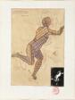 Regeneration of a Figure by Michelangelo