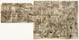 Mythological Scene: Triumph of Alexander(?) (recto)